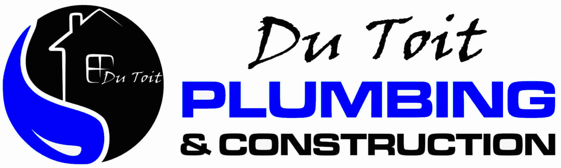 Du Toit Plumbing & Construction Website